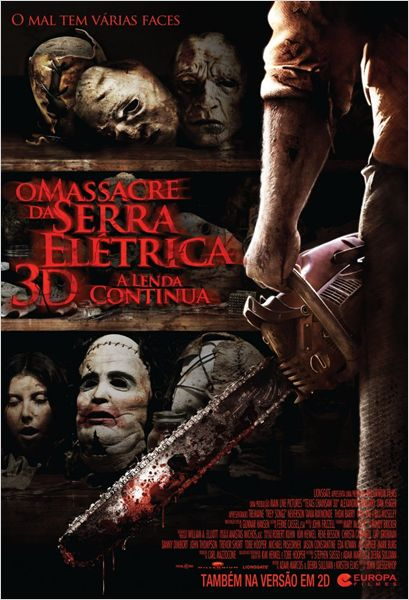 Download O Massacre Da Serra Elétrica 3D A Lenda Continua Legendado Torrent
