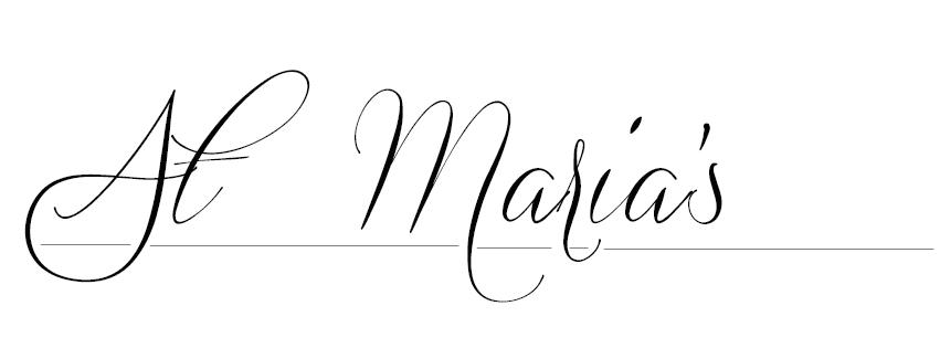 At Maria's