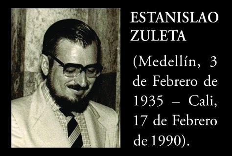 Estanislao Zuleta Velásquez. 1935 -1990. NTC ... blog