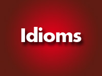 #Idioms: make no bones about something