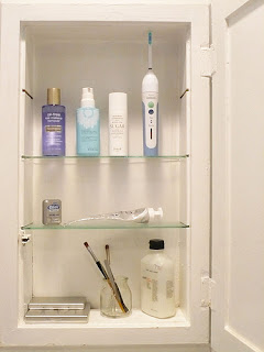 Abby's Medicine Cabinet - Clean and Streamlined