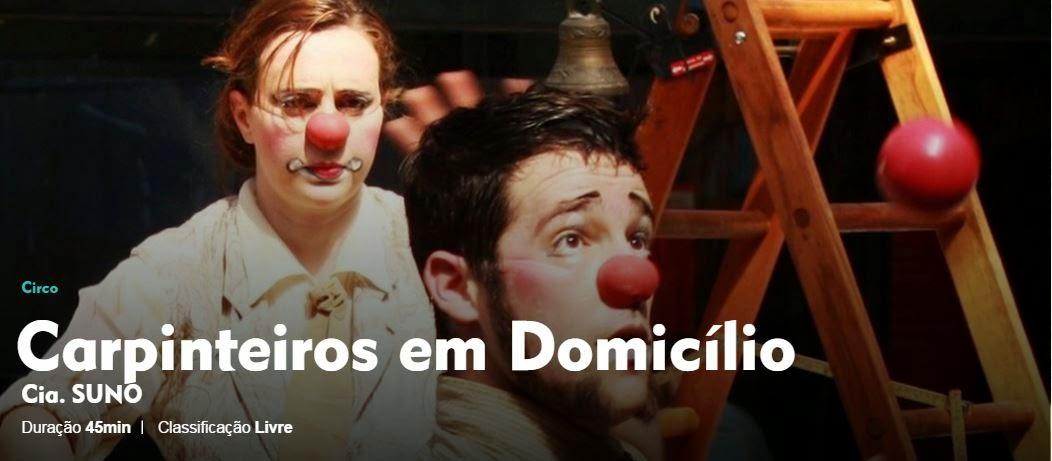 CIRCO - CARPINTEIROS EM DOMICÍLIO - CIRCUITO PAULISTA - SP