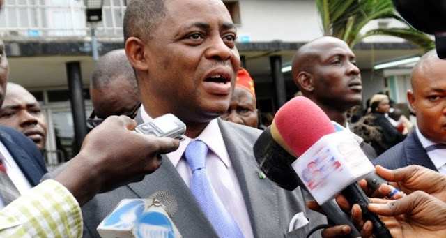 US Embargo Forced Jonathan To Buy Arms With  Cash –Fani-Kayode