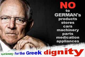 Boycott Germany