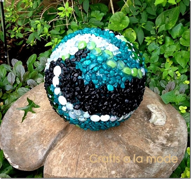 What to do with Old Bowling Balls