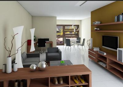 gambar interior rumah minimalis sederhana