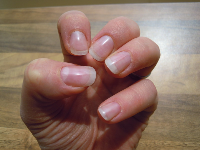 Anonymous Beautyholic: My Self-made Gel Nails Journey
