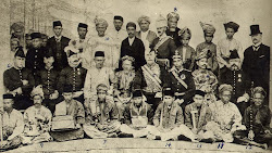1st Durbar in Kuala Kangsar 1897