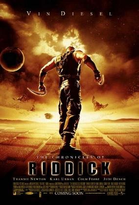 A Batalha de Riddick – Dublado