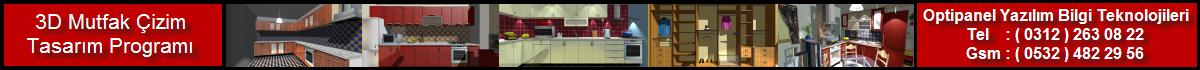 3D Mutfak Çizim Tasarım Programı (0312) 263 08 22 - (0532) 482 29 56