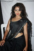Actress Bhanu Hot photos in black-thumbnail-11