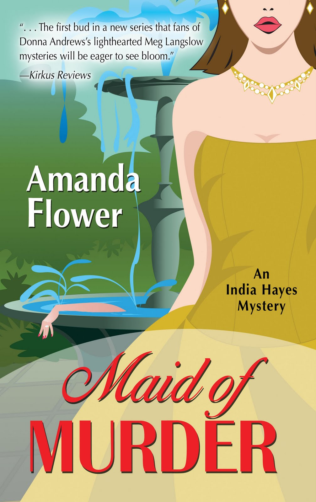 MaidOfMurderFront%252Bnew Lainie Speiser Wrote the Book On Blow Jobs, Buy It!