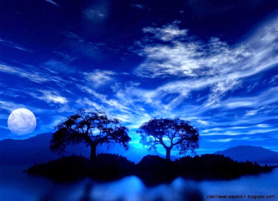 Beautiful Blue Wallpaper Cool Hd Wallpapers