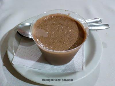Porto Bardauê: Mousse de Chocolate