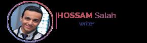 حسام صلاح - مدونة شخصية