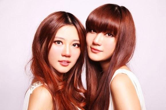 salon tóc, tại Hà Nội, uốn xoăn lọn to, tự nhiên, không vuốt gel, dạy uốn tóc, uốn xoăn sóng nước
