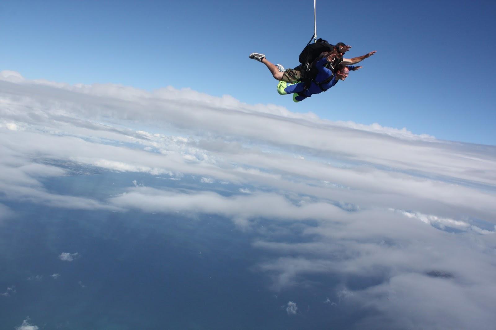 saut en parachute majorque