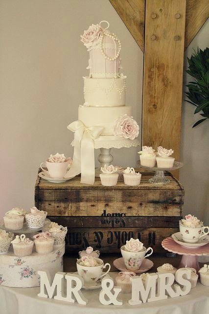 Vintage & Shabby Chic Wedding Decor & Gift Ideas 2015 #1 ...