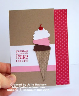 http://juliedavison.blogspot.com/2011/03/build-cupcake-ice-cream-cone.html