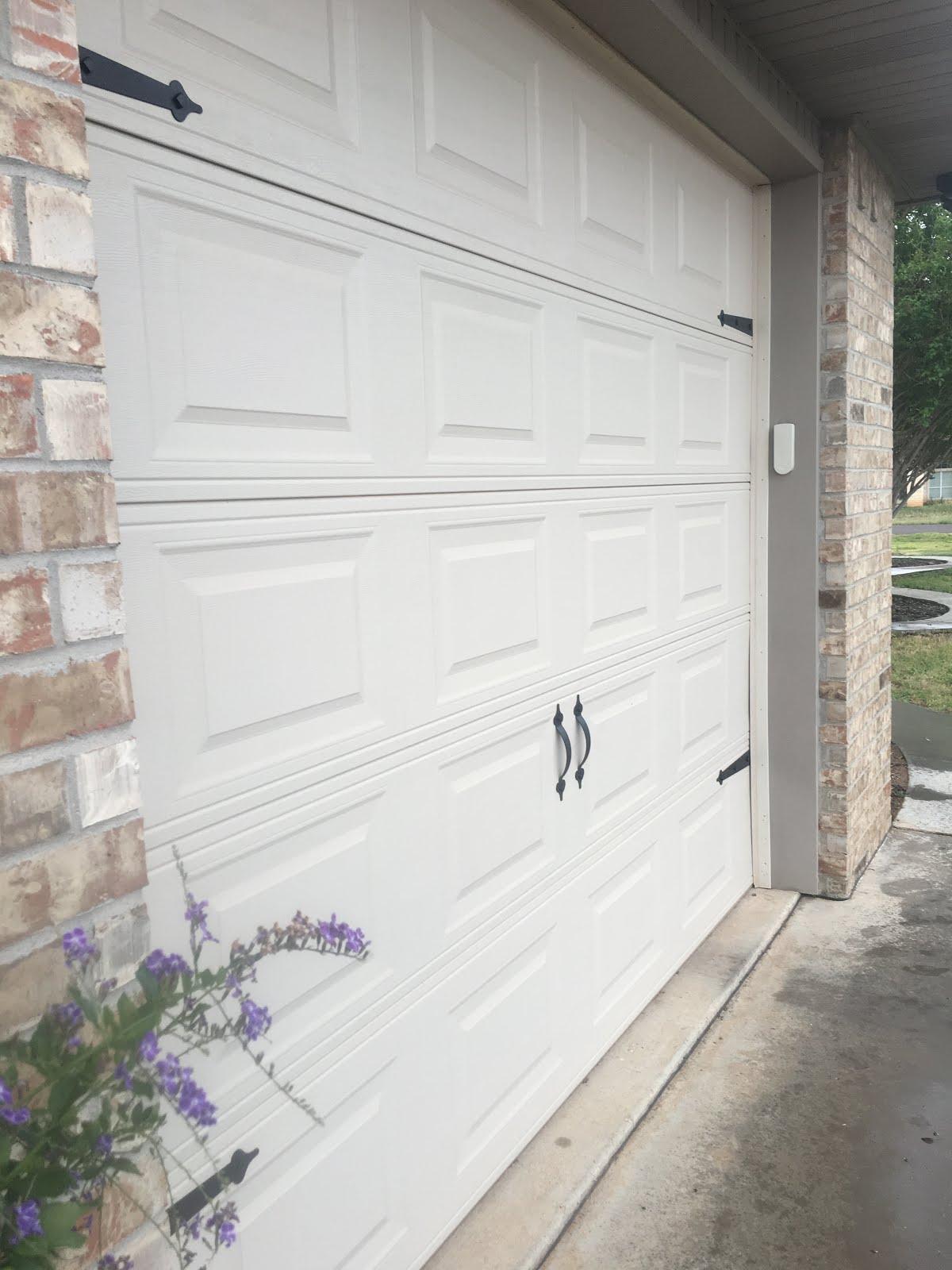 Garage door accents - Magnetic Garage Door Accents Yes I Said Magnetic