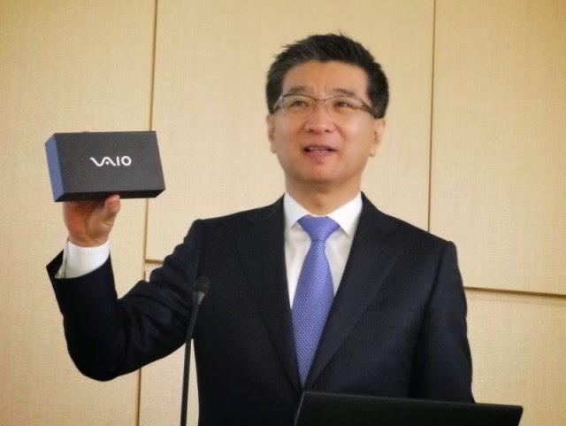 Smartphone Vaio Siap Jual. Ini Buktinya !