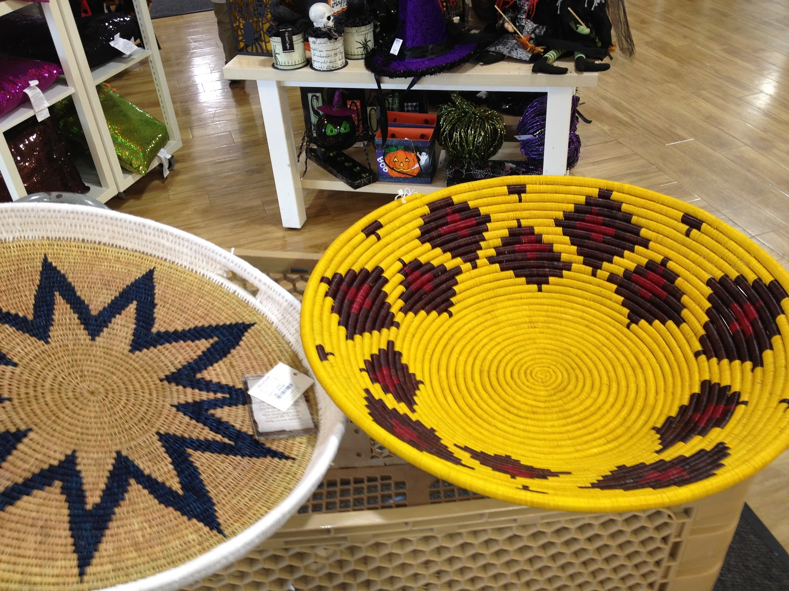 Inspire Bohemia: TJMaxx Homegoods Heaven: African and Indian Bazaar