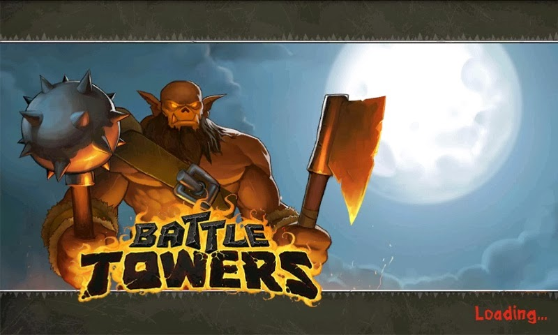 Battle Towers by GIGL - Android Game Review