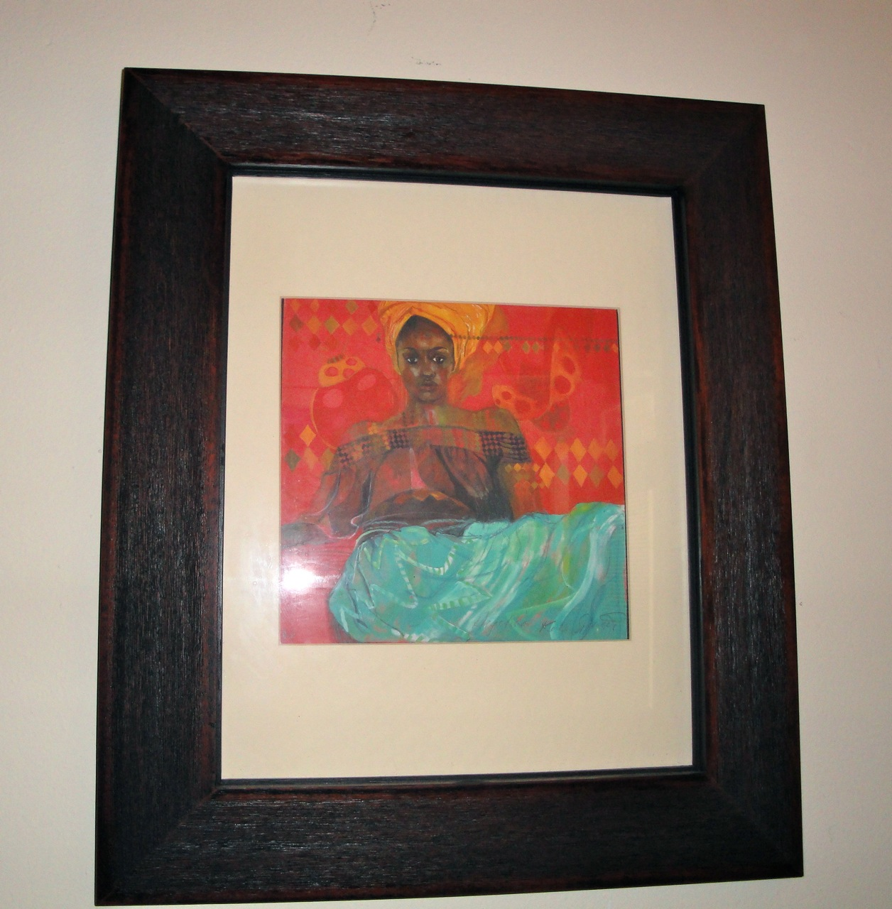 Cheap Frames From The Craft Store And Imagination: Discount Art Framing At Michaels