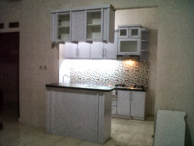 Kitchen set Kramat Jati
