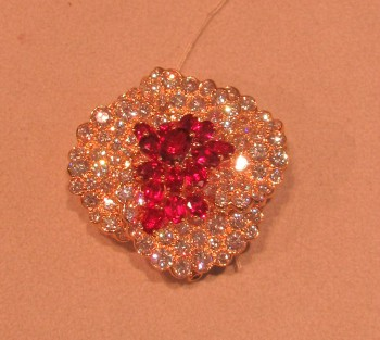 I Never Get Tired of Rubies and Diamonds!
