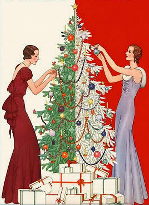 Seasons greetings beneath the surface for Deco christmas decorations