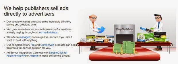 Google Adsense Alternatives For Your Blog