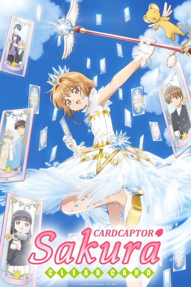 Cardcaptor Sakura: Clear Card-hen Episodio 22