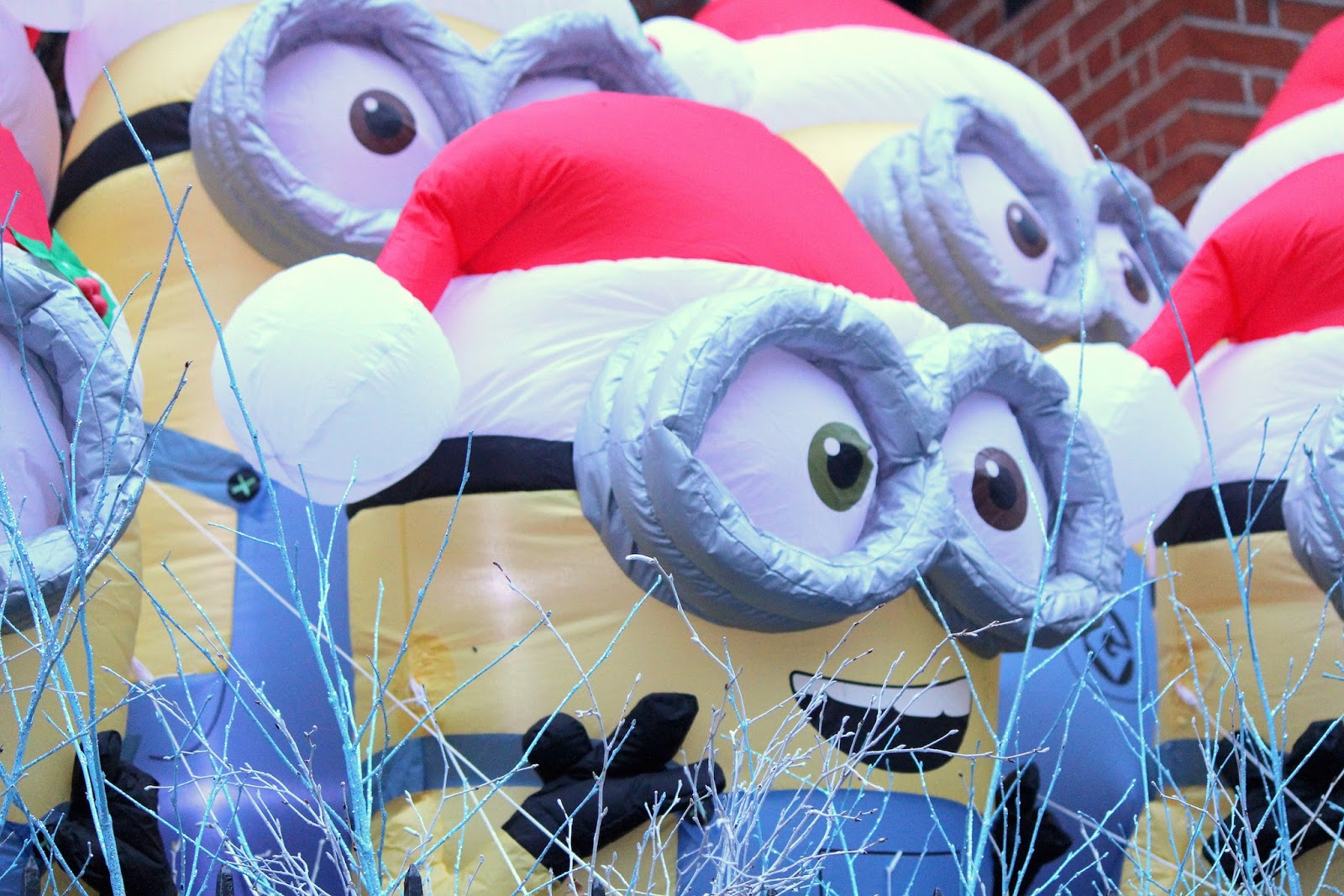 minion inflatables