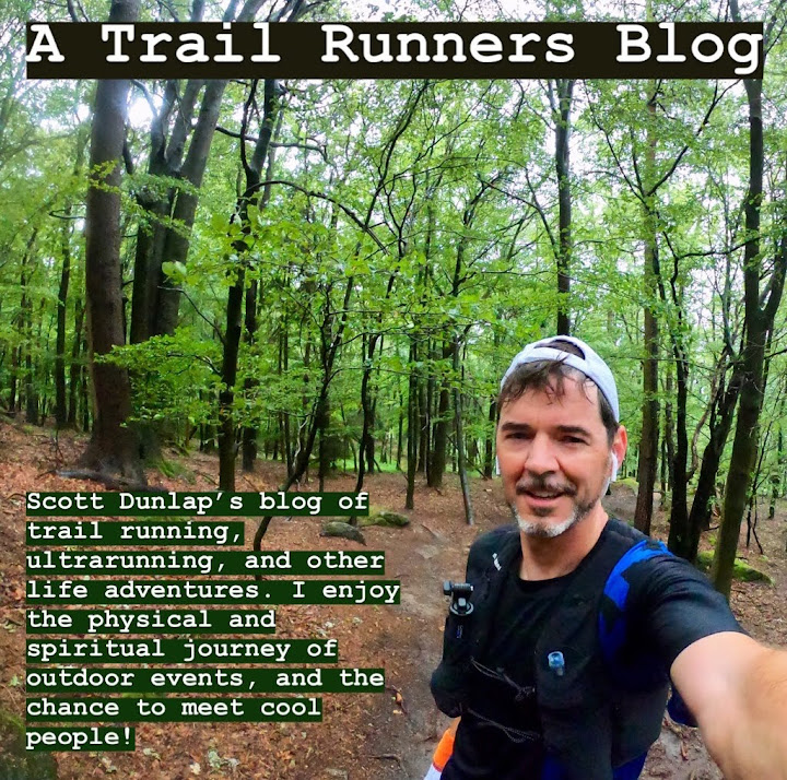 A Trail Runner's Blog