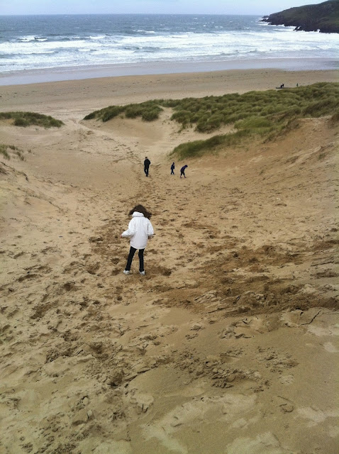 Freshwater West, expat, travel, beach, Pembroke, Wales