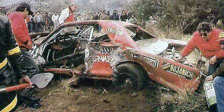 16 de agosto, 1987 / EL TC VIVIA UNA TRAGICA JORNADA EN SAN LUIS