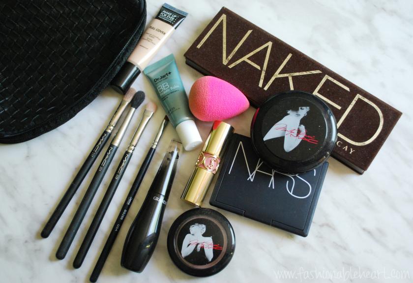 favorites mac urban decay mufe ysl lancome nars makeup bbloggers bbloggersca sephora