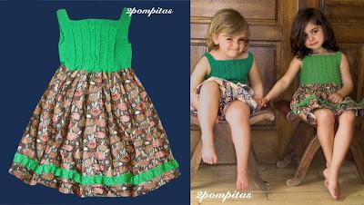 2pompitas - Kids Fashion couture