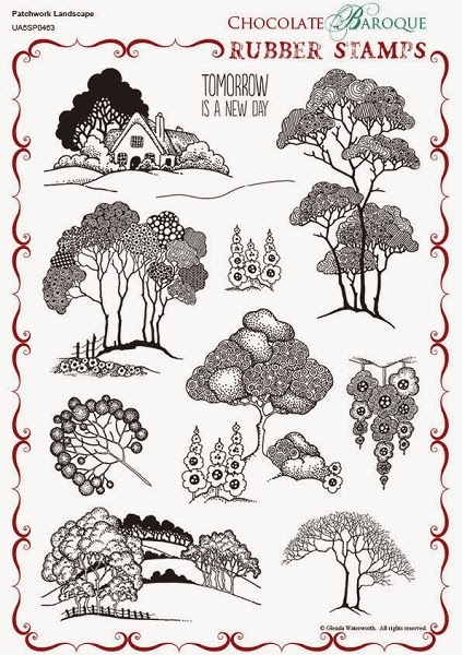 http://www.chocolatebaroque.com/Patchwork-Landscape-Unmounted-Rubber-stamp-sheet--A4_p_5999.html