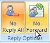 impedire rispondi a tutti