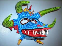 Puerto Rican Mask