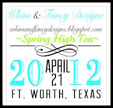 Spring High Tea 2012