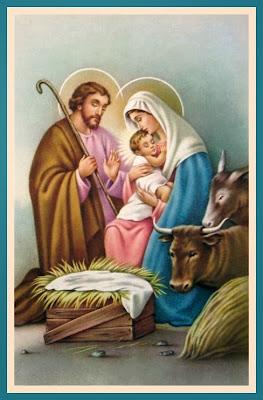 El nacimiento del Señor:  Día de Navidad.