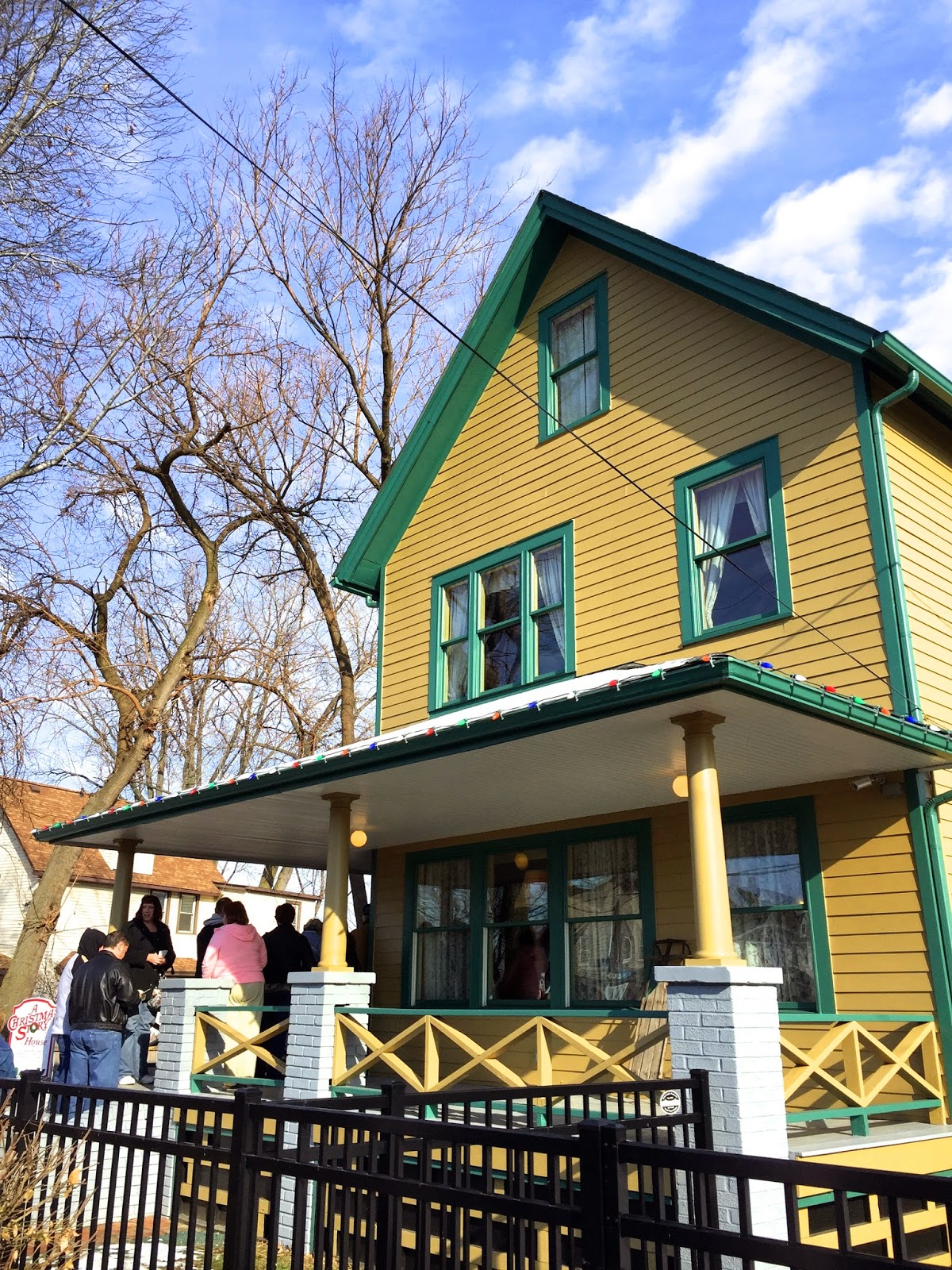 day trip a christmas story house museum - Christmas Story House