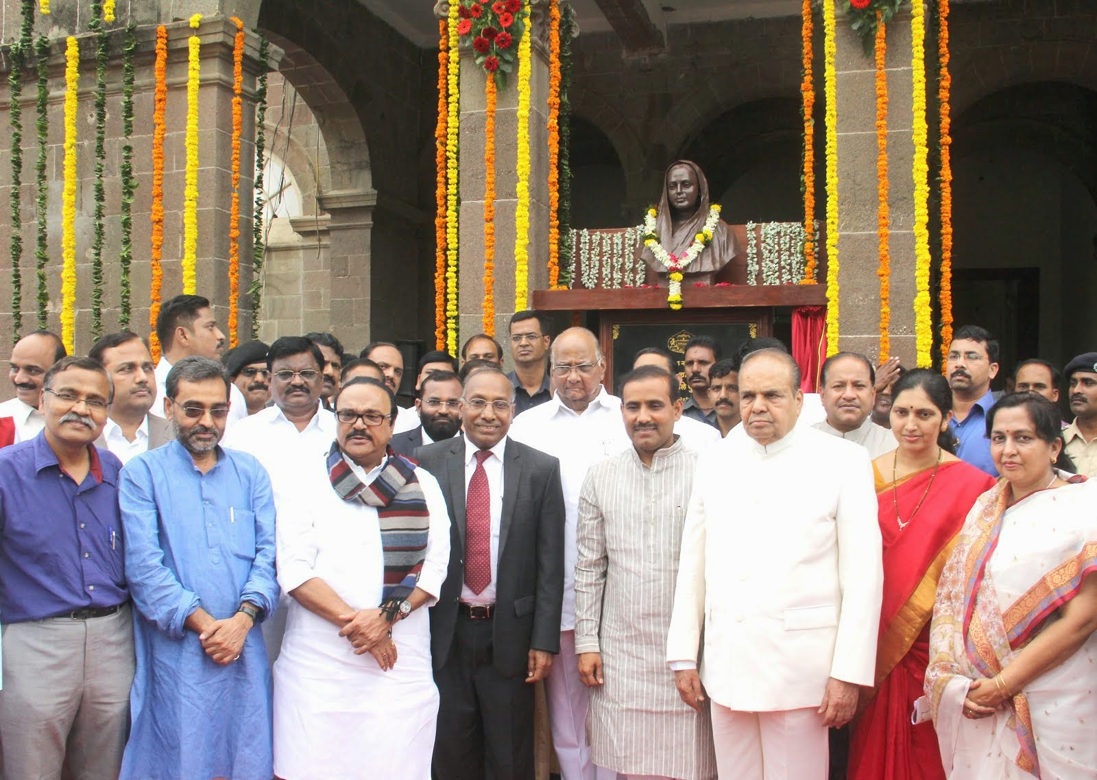 Renaming Ceremony of Savitribai Phule Pune University