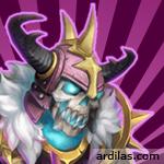 Satria Tengkorak (Skull Knight) - Pahlawan Legenda - Konflik Kastil