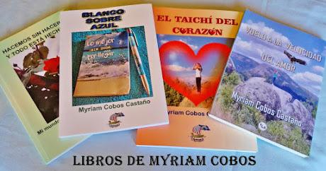 LIBROS DE MYRIAM COBOS