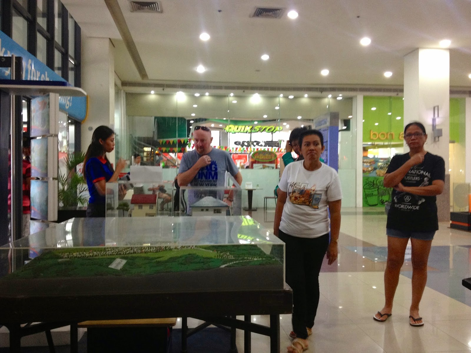 Robinson Homes Exhibit in Cebu