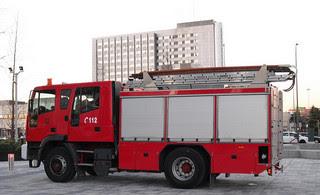 Oposiciones bomberos 2013 Madrid